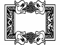 Celtic Designs Dxf Files Free, 10 Files in  DXF Format Free