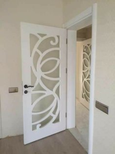 Door Design dxf File