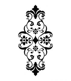 c9bf6c2c41d41dcf3af31b09c96ac72b Stencil Design dxf File