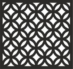 Decorative Wall Panel Free Vector