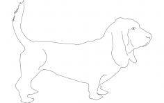 Dog dxf File