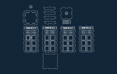 TARDIS Layout dxf file
