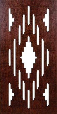 Grill Design 300-V137 dxf file