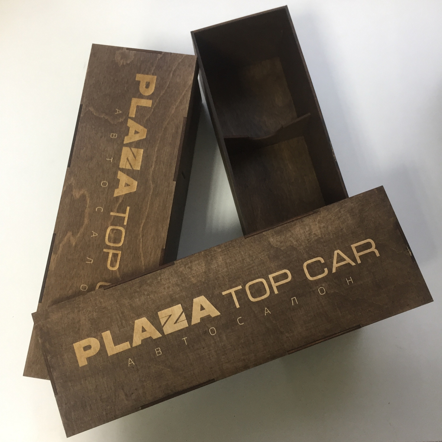 Laser Cut Champagne Box 3mm Plywood Free Vector