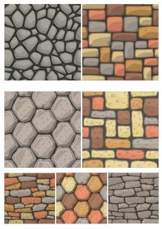 Stone Background Free Vector
