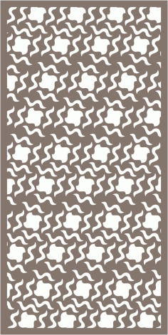 Screen Printing Pattern Free Vector