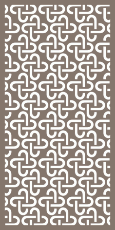 Modern CNC Panel Screen Pattern Vector Free Vector