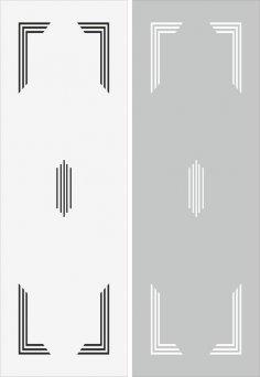 Lines Geometric Art Sandblast Pattern Free Vector