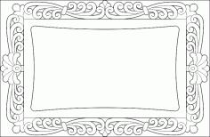 Ayna 001 DXF File