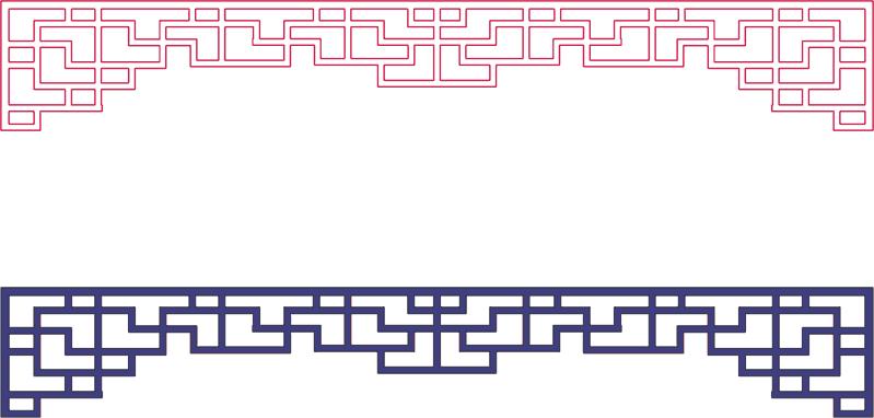 Dxf Pattern Designs 2d 144 DXF File