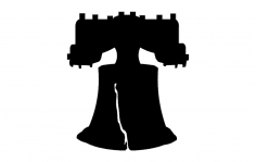 Liberty Bell dxf File