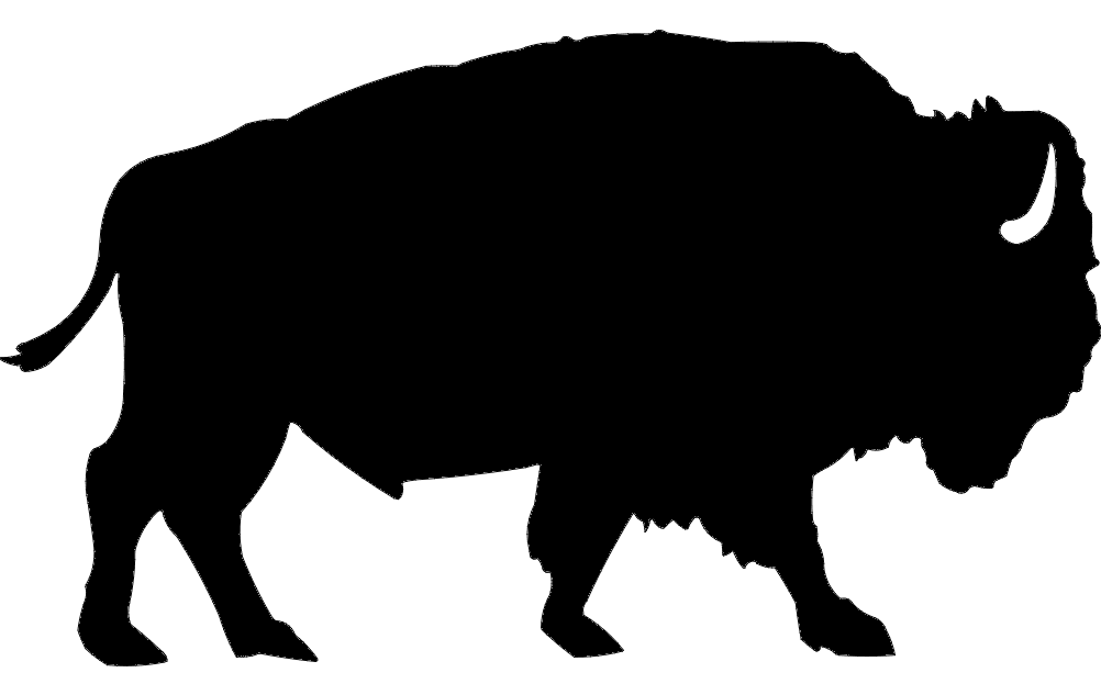 buffalo silhouette dxf file free download 3axis co clipart kangaroo black and white clipart kangaroo black and white