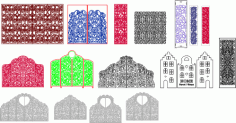 Wedding Screens Mega Collection Free Vector