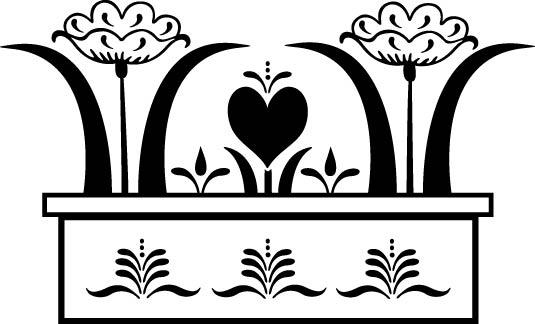 Flower Design Free Vector