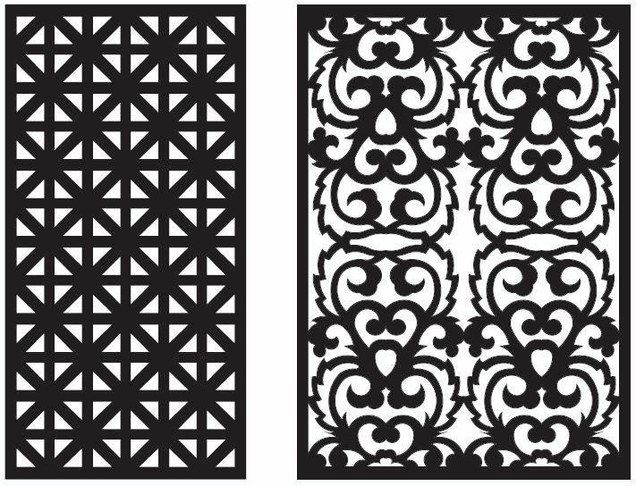 Pattern 25 dxf File