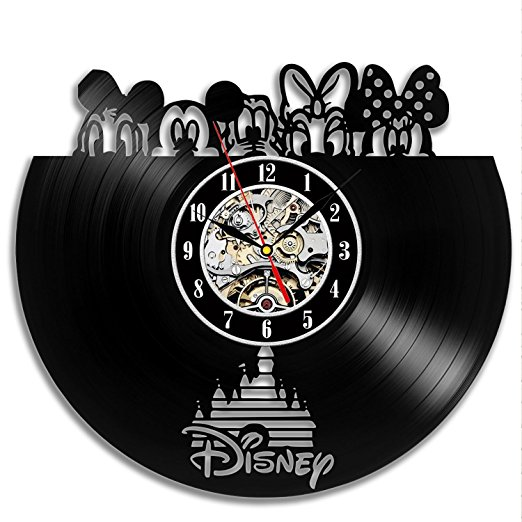 Disney Wall Clock Dxf File Free Download 3axis Co