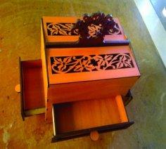Fancy Box DXF File