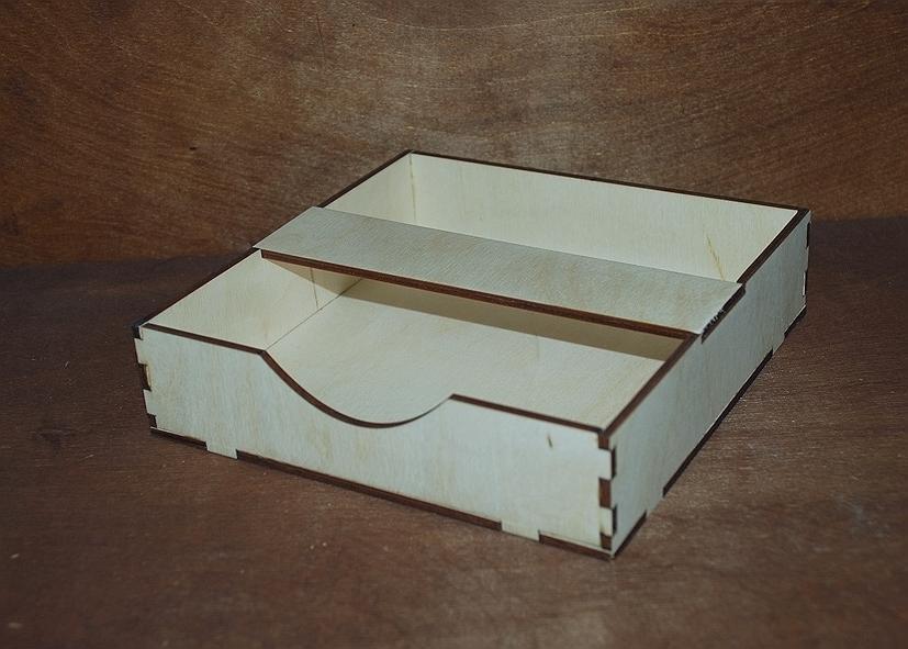 Laser Cut Wood Napkin Holder Paper Napkin Holder Napkin Box Free Vector