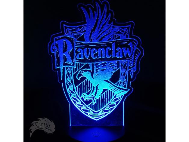 Ravenclaw House Crest SVG File