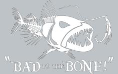 Badbone dxf File