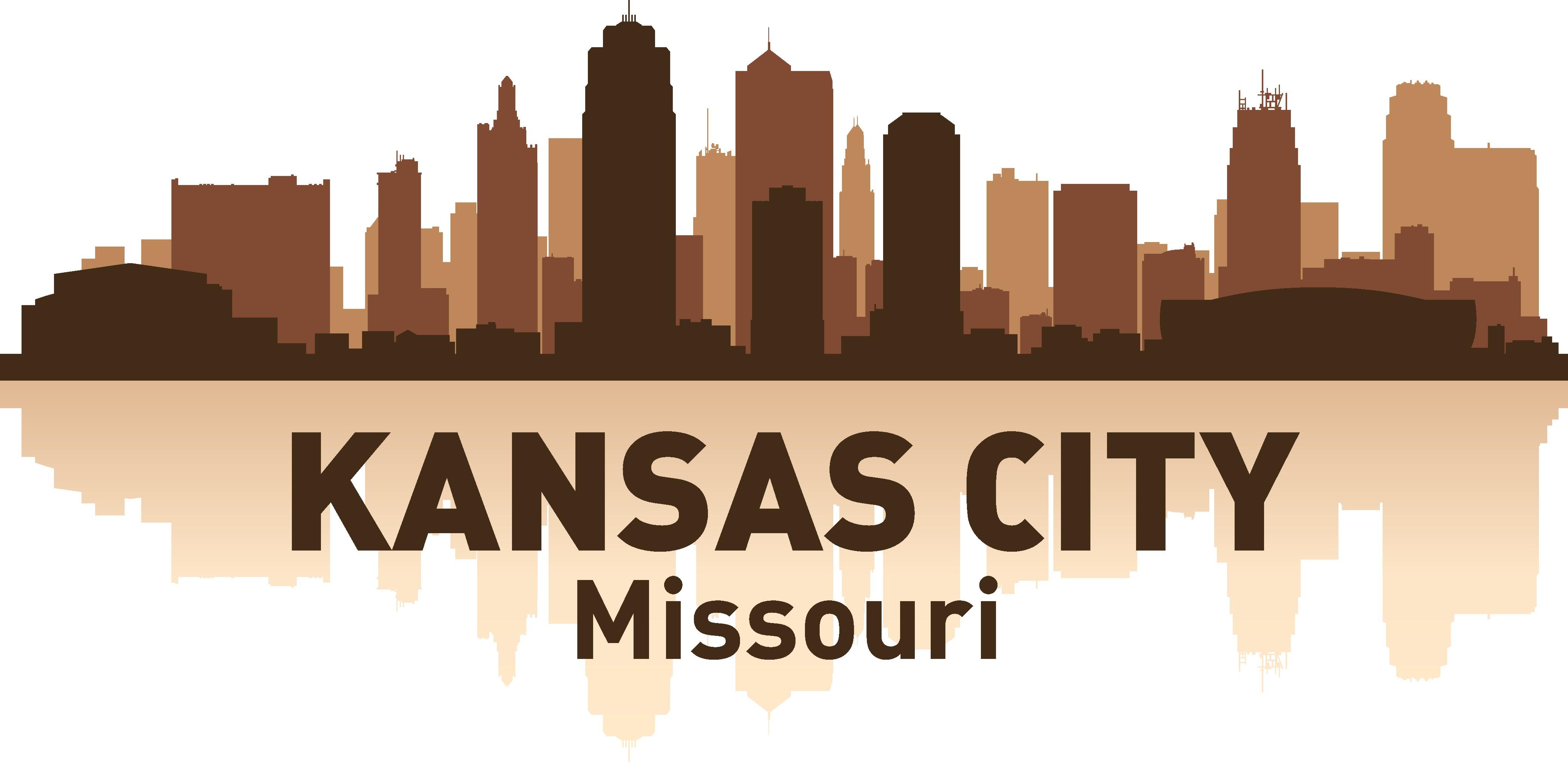 Kansas City Skyline Free Vector