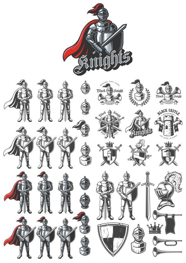 Knights Emblems