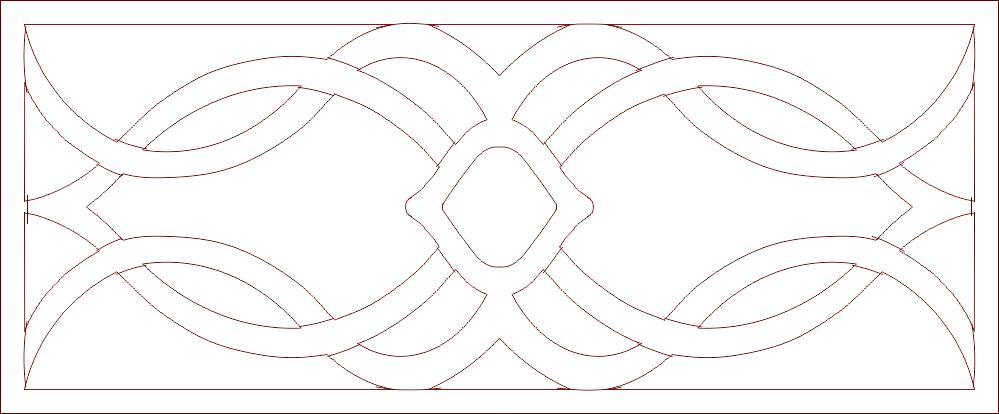 kapı i̇çi seperatör bülent çi̇loğlu DXF File