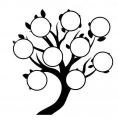 شجرة الصور  dxf File