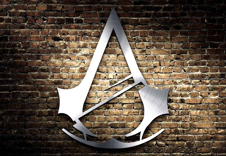 Assassins Creed Logo DXF File