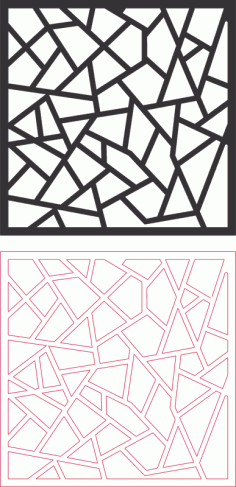 Dxf Pattern Designs 2d 138 DXF File
