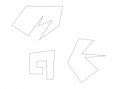 Polylines dxf File