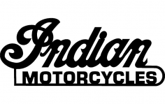 Indian Motorcycles dxf File