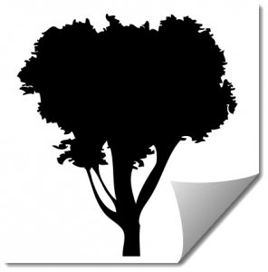 Tree 10 dxf file
