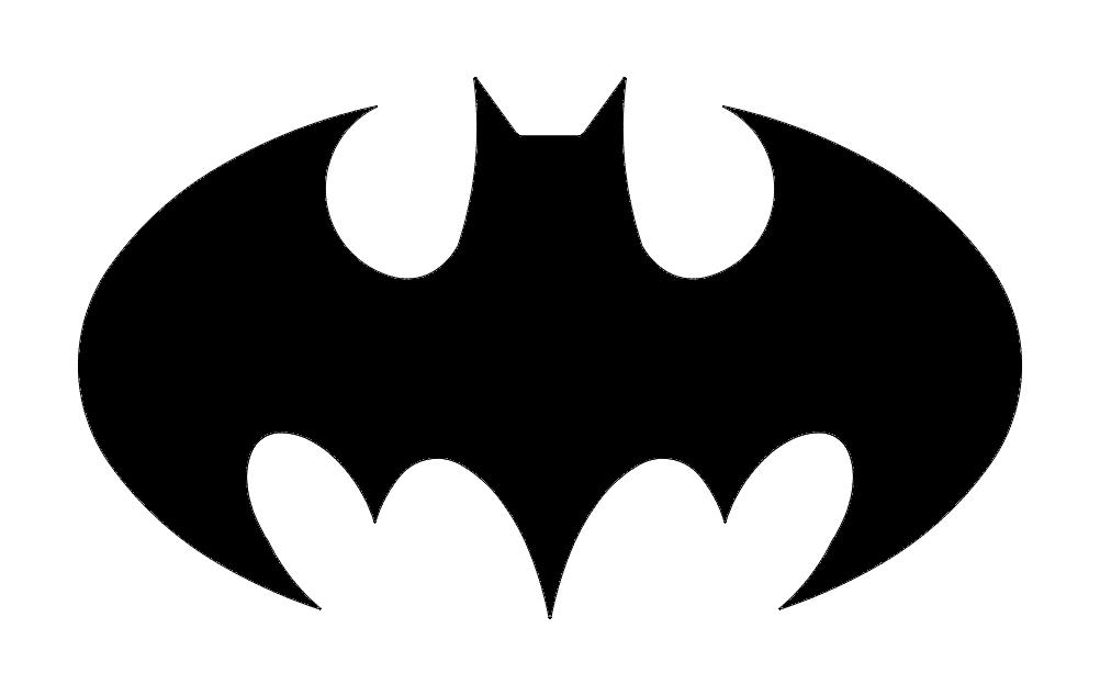 Batman dxf File