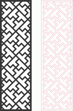 Dxf Pattern Designs 2d 123 DXF File