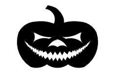 Jack O Lantern dxf File