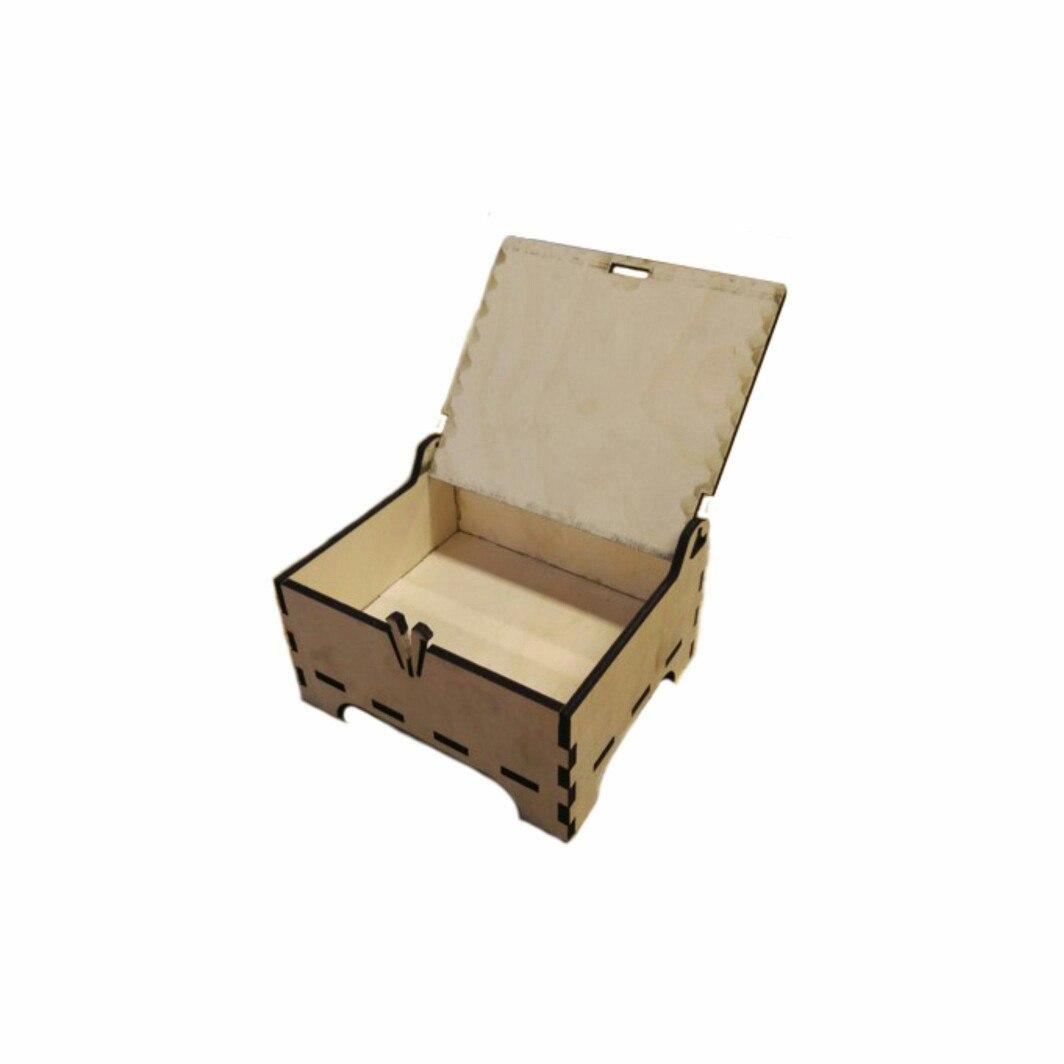 Shkatulka 100kh120kh55 Na lazerv2 CDR File