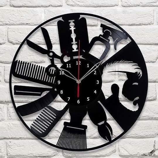 Clock dxf File