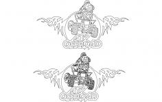 Motorsport dxf File