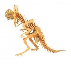 Dilofossaur dxf File