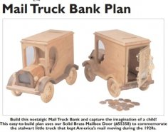 Mail Truck Plans PDF File