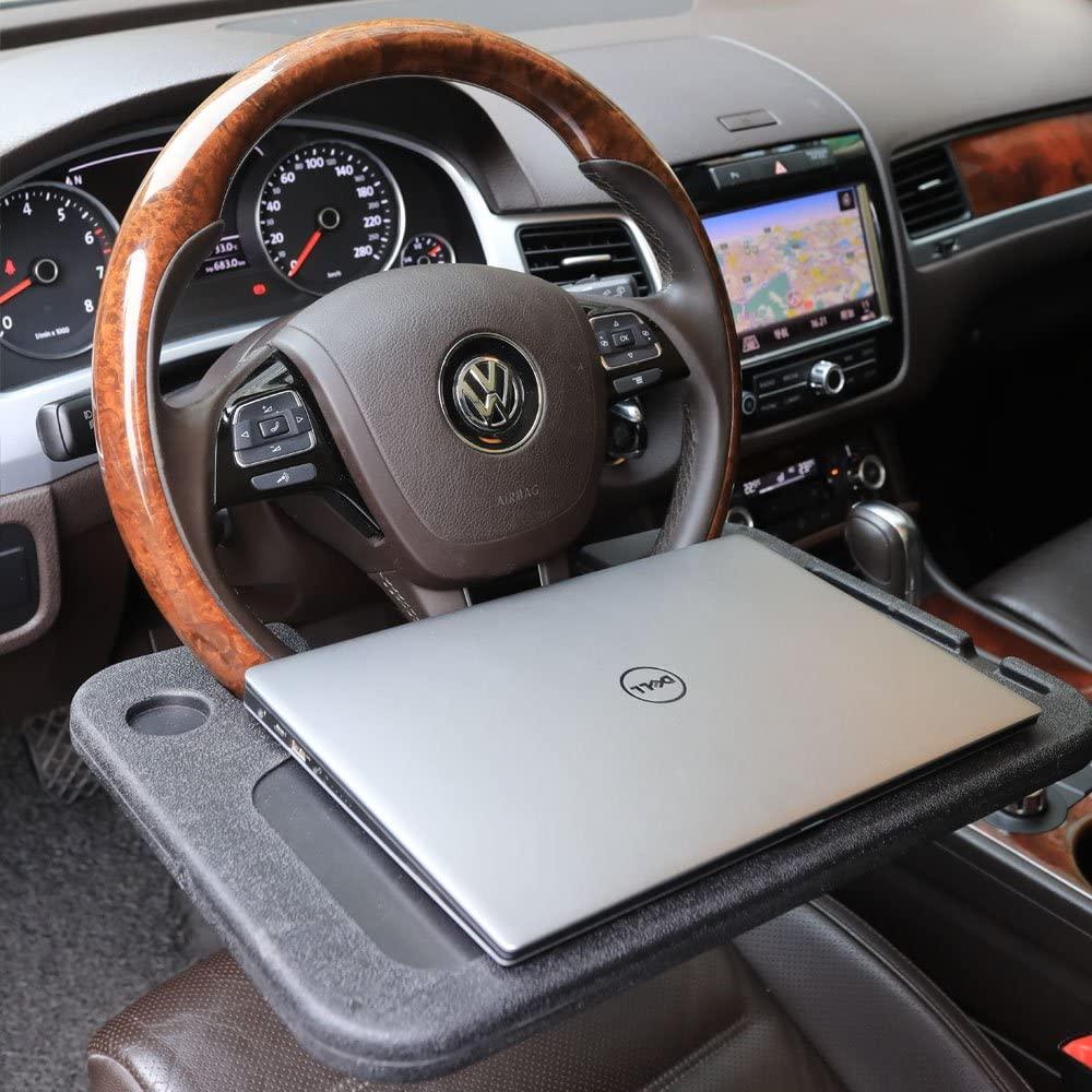 Laser Cut Car Steering Wheel Computer Desk Vehicle Table Car Kit Dining Table Free Vector