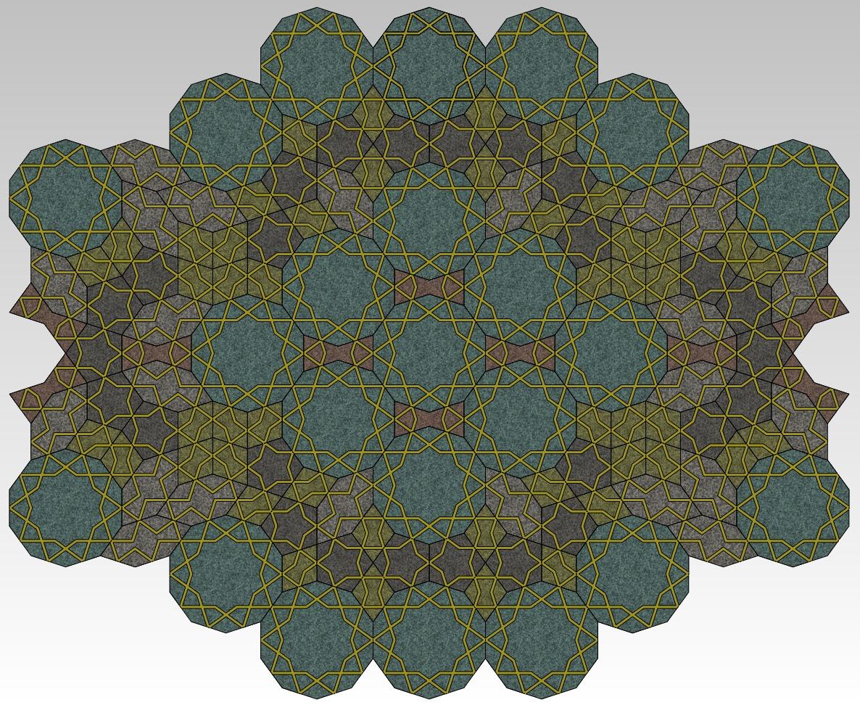 Pattern Design stl file