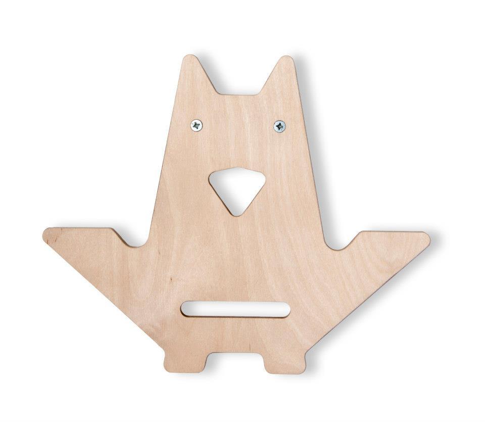 Laser Cut Cute Coat Racks For Kids Free Vector