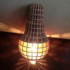 Lamp Made Of Plywood PDF File