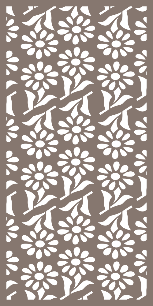 Decor Panel Pattern Free Vector
