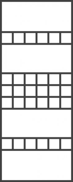 Laser Cut Pattern Geometric Screen Pattern Free Vector