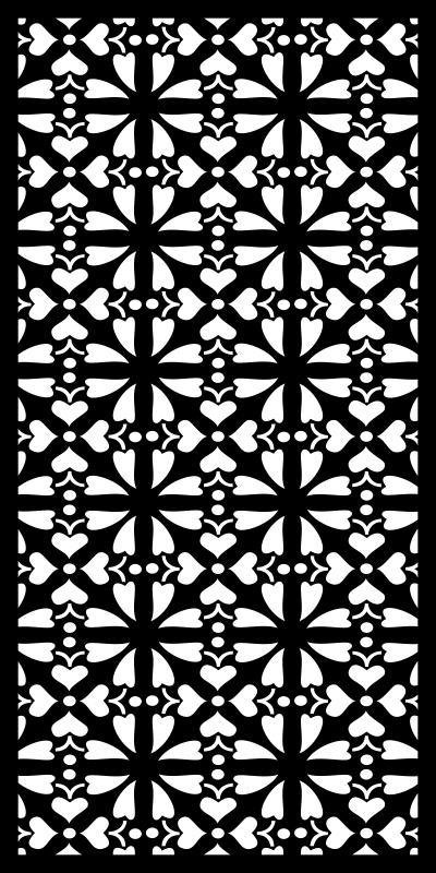 Vintage Seamless Pattern With Victorian Motif  Free Vector
