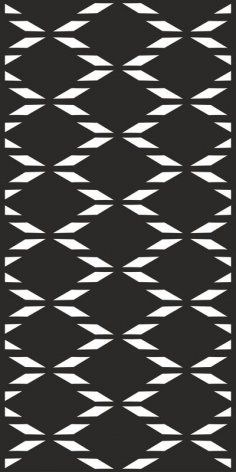 Abstract Geometric Lines Pattern Free Vector
