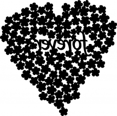Forever Heart Free Vector
